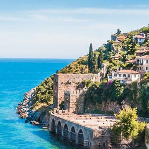 Scenes of the Mediterranean